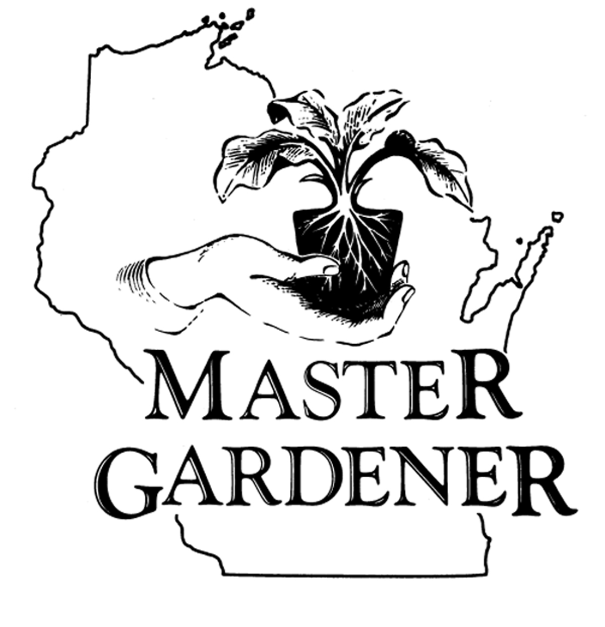 UW Master Gardener Logo